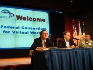 Federal Consortium of Virtual Worlds