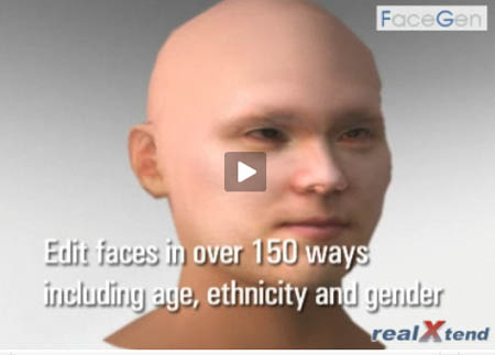 Facegen, Inverse Kinematics, Morphing and More!